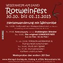 Rotweinfest