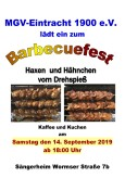 MGV Barbecuefest