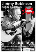 MUK - Acoustic-Guitar-Special mit Jimmy Robinson